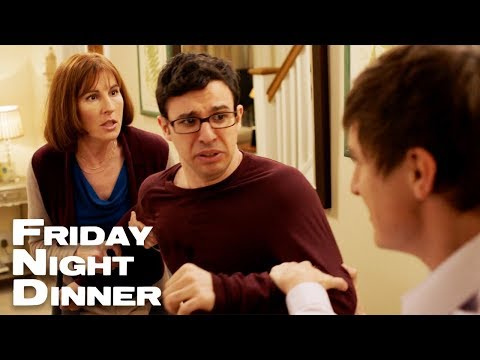 Adam Leaves The House | Friday Night Dinner