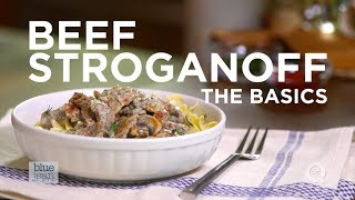 How to Make Beef Stroganoff - The Basics on QVC