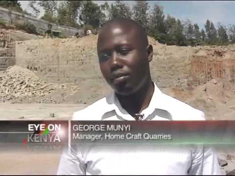Growing Demand for Stone Quarrying in Kenya