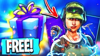 NOUVEAU Twitch Prime FREE SKIN Gameplay! - Fortnite Exclusive Twitch Prime Pack 2! (Fortnite Free Skins)