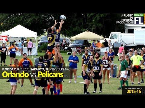Florida Cup   Orlando vs Pelicans - Florida Cup Shield - Full Game