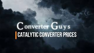 Download 220 Prices On Catalytic Converters Scrap Catalytic