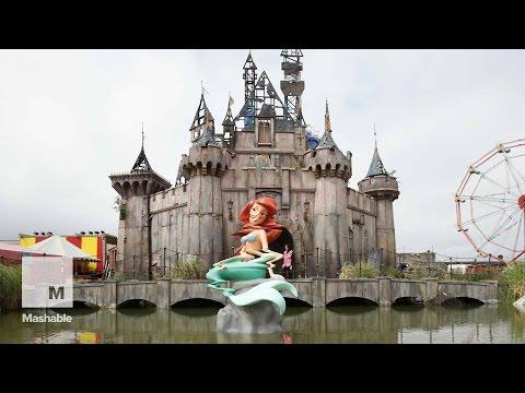 Behold Dismaland: Inside Banksy's Disneyland-Inspired Theme Park | Mashable News