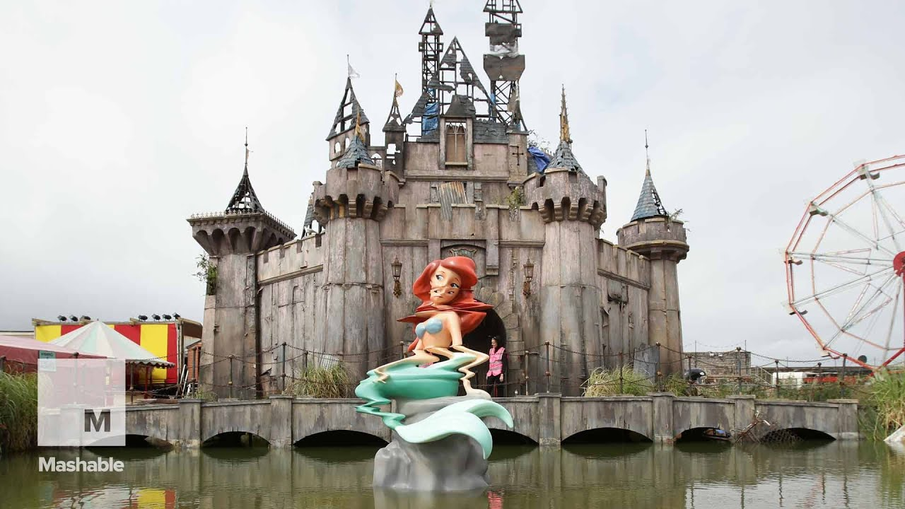 Behold Dismaland: Inside Banksy's Disneyland-Inspired ...