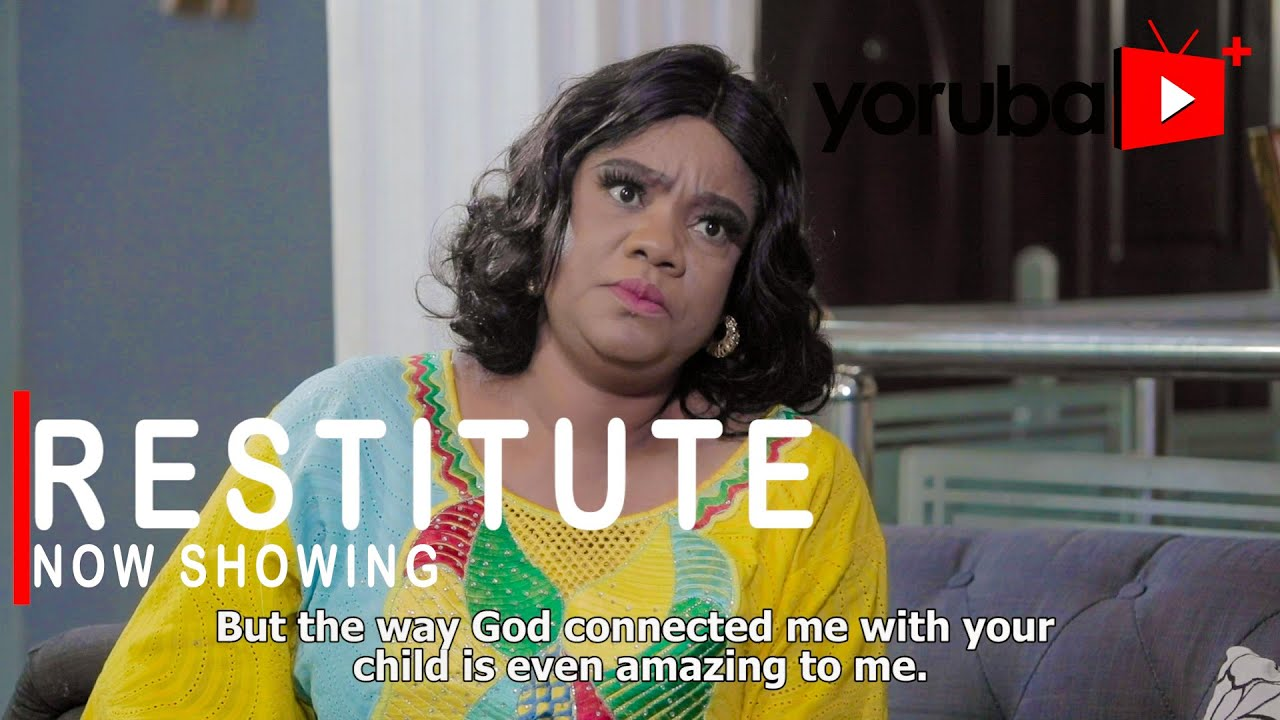 Download Restitute Latest Yoruba Movie 2021 Drama Starring Damola Olatunji | Opeyemi Aiyeola | Tosin Irene