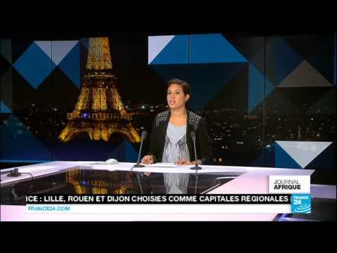 France 24   Le journal de l'Afrique   31 07 2015 22h46