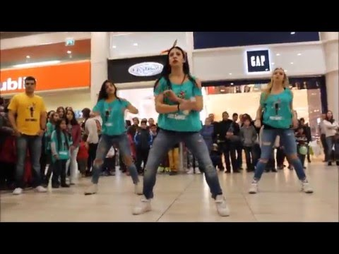 Just Dance 2016 - I'm An Albatraoz (Dance Style Crew Cyprus)