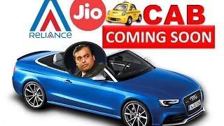 मुकेश अंबानी का नया दांव ola और uber को टक्कर देने jio cab की तैयारी