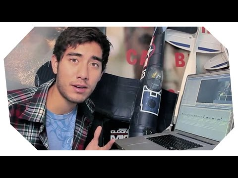 How To Edit Like Zach King! | Soccer Ball Trick