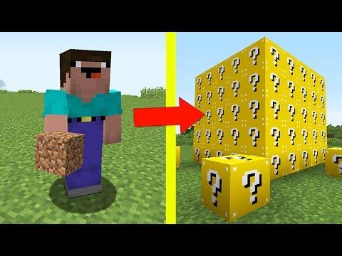 НУБ ПРОТИВ ЛАКИ БЛОКОВ В МАЙНКРАФТ 2 ! Мультик Майнкрафт Minecraft - Видео из Майнкрафт (Minecraft)