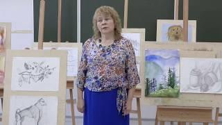 Курсы рисования для детей | Обучение детей рисованию | Как научить ребенка рисовать | 6+