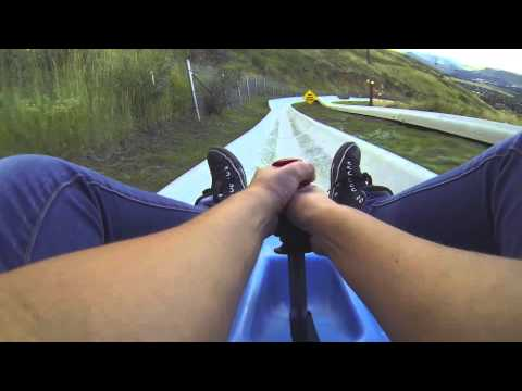 Alpine Slide, Golden Co