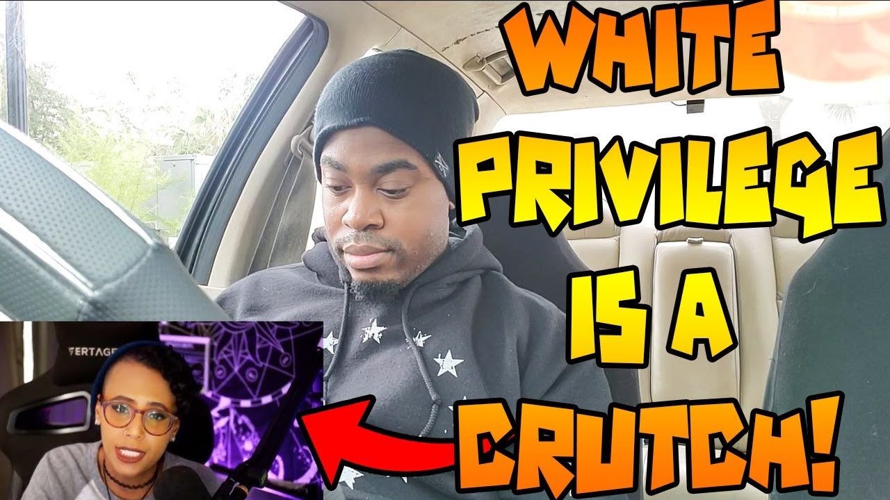 *THIS is a real QUEEN!* | White Privilege is a crutch by Gothix reaction