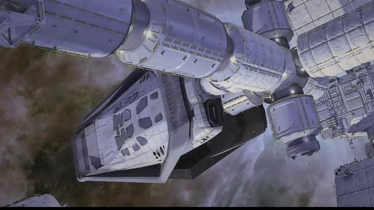interstellar ranger spacecraft design - 1072×573