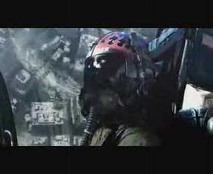 World in Conflict - Unreleased Washington Cinematic Trailer