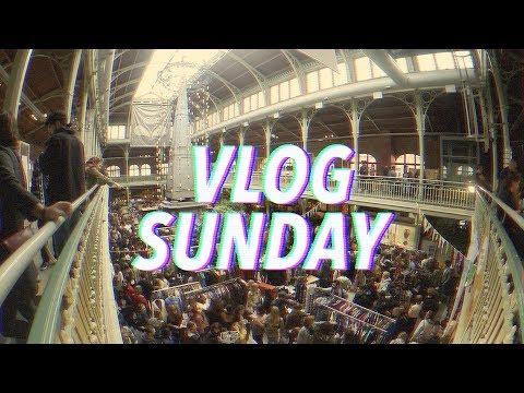 SUNDAY VLOG - Brussels
