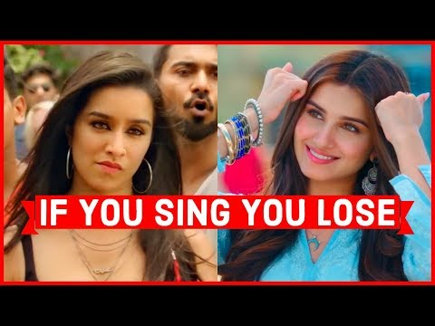 Try to Watch This Without Singing Challenge   Bollywood Songs Challenge
