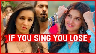 Try to Watch This Without Singing Challenge | Bollywood Songs Challenge