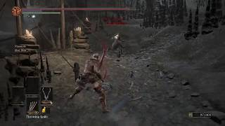 I meant to do that - Dark Souls 3