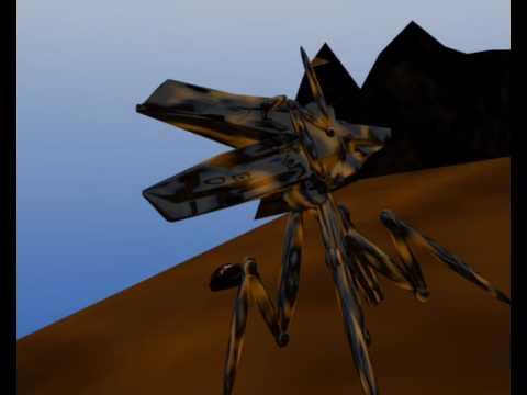 Arachnid Animation
