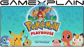 Pokémon Playhouse - Game & Watch (Preview)