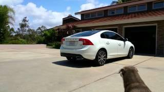 Volvo s60 muffler delete