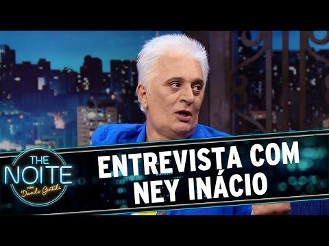 The Noite (06/04/16) Entrevista Com Ney Inácio