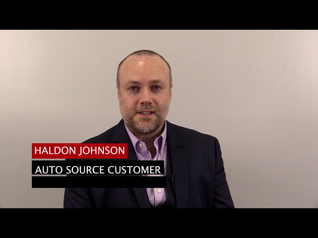 Haldon Johnson Testimonial - Autosource Motors