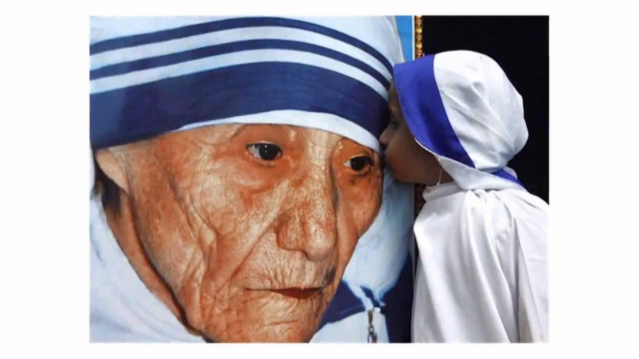 Madre Teresa De Calcutá Foto Video Imagens Frases Fotos Biografia