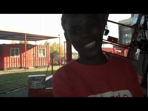 Twenty seconds over Soweto