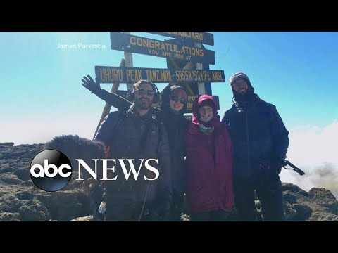 Great-grandmother, 89, Becomes Oldest Person To Summit Kilimanjaro