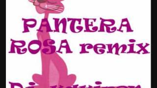 ( Salsa ) La pantera rosa - REMIX