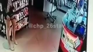 В Ставрополе двое мужчин обокрали секс-шоп