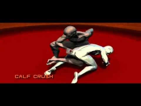 Master Moves of Sambo (Russian Extreme Fighting) : Human Weapon