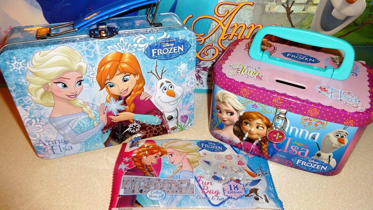 Christmas frozen gift ideas