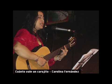 Cuánto vale un carajito - Carolina Fernández