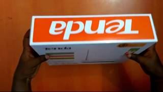 tenda d151 n150 wireless adsl2 modem router white unboxing and review