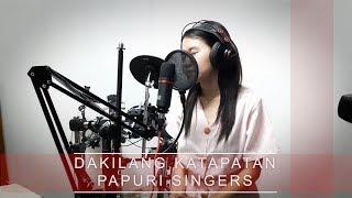 Dakilang katapatan - Papuri Singers (Cover by Irish Gonzales)
