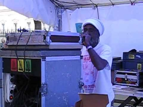 Jah Observer - Roots Block Party - Paris - 21 juin 2013