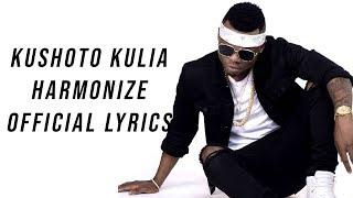 Harmonize - Kushoto kulia Official Video Lyrics