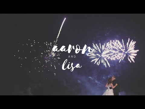 Charlottesville Wedding Cinematographer | Aaron + Lisa's Vineyard Wedding
