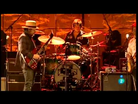 WILCO - Tv Full Show - Barcelona 2012