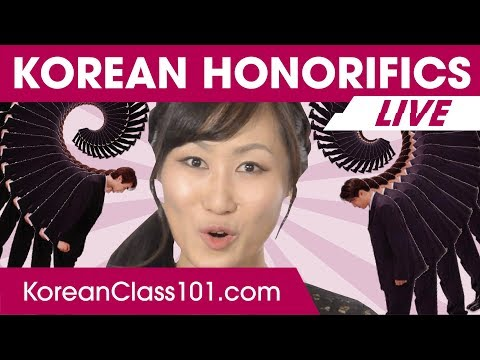 Oppa & Unni: Korean Honorific Titles 🔴 | Learn Korean LIVE @1pm KST on Thu.