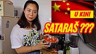 Kineskinja Kuha SataraŠ Usred Grada Shangaja, Zemlja Kina?! - Kamberizam 256