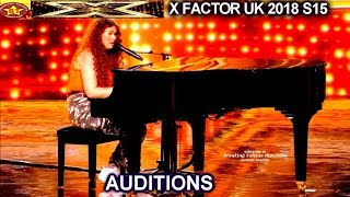 X Factor UK 2018 auditions