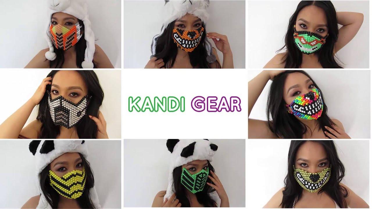 Kandigear  Your #1 Source For Kandi Masks And Kandi Accessories!!! Plur