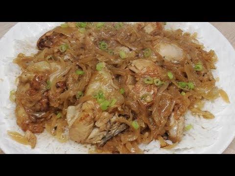 poulet-yassa-au-riz-trÈs-facile-(-cuisine-rabinette-)