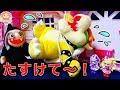 【プリキュア❤️おはなし】クッパとプリキュアのライオンとネズミ☆HUGっと!プリキュア❤️ASOBOOM!♪