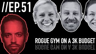 Rogue Gym On A 3K Budget, Parenting & More Questions From The Audience  // Froning & Friends EP. 51