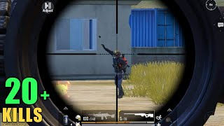 BEST WAY TO USE AWM | CLOSEST AWM SHOT | PUBG MOBILE